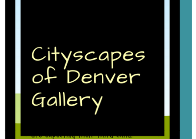 city scapes of denver gallery